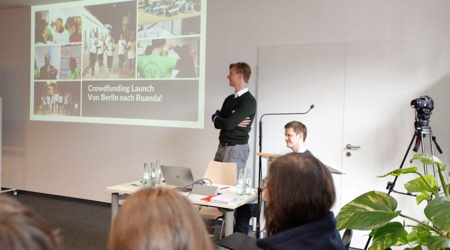 presentation 3 years CHANCEN eG