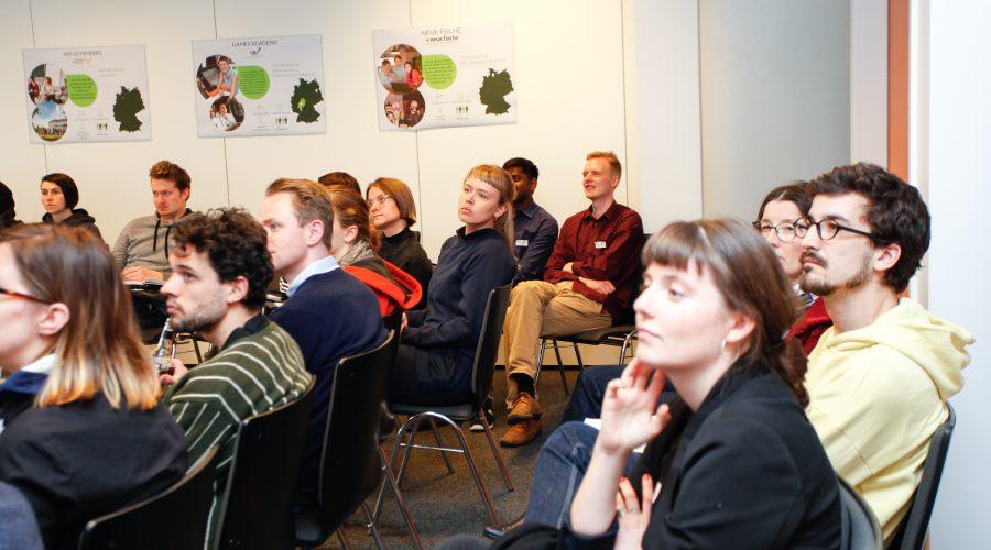participants presentation on CHANCEN eG