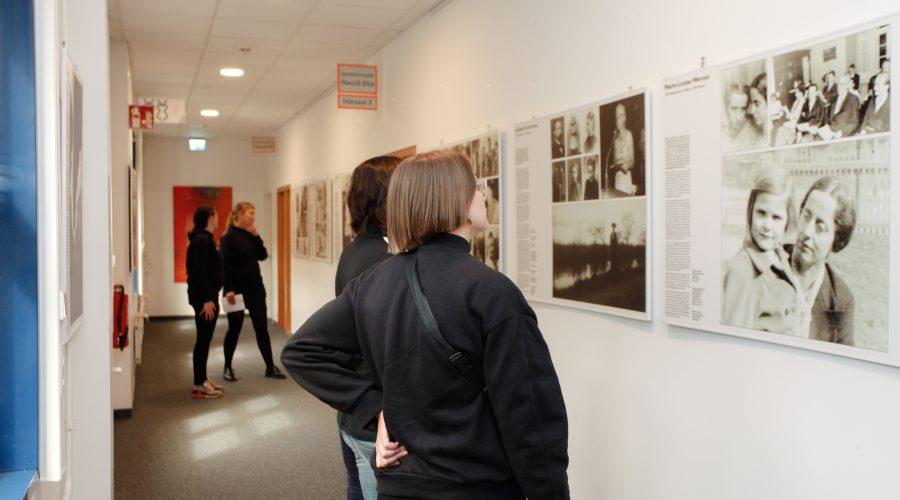 Fotoausstellung Psychoanalytikerinnen