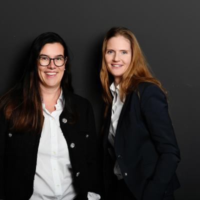 Stefanie Fiege & Adrienne Fischer